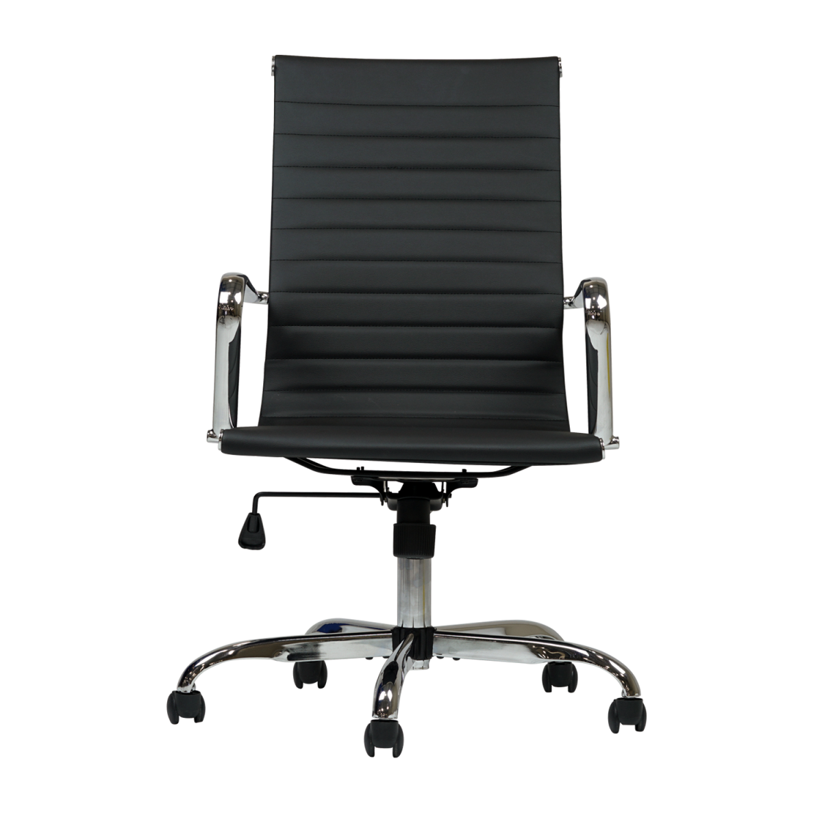 Double Star Furniture Eames Inspired Black Office Desk Chair Double Star Furniture Auckland
