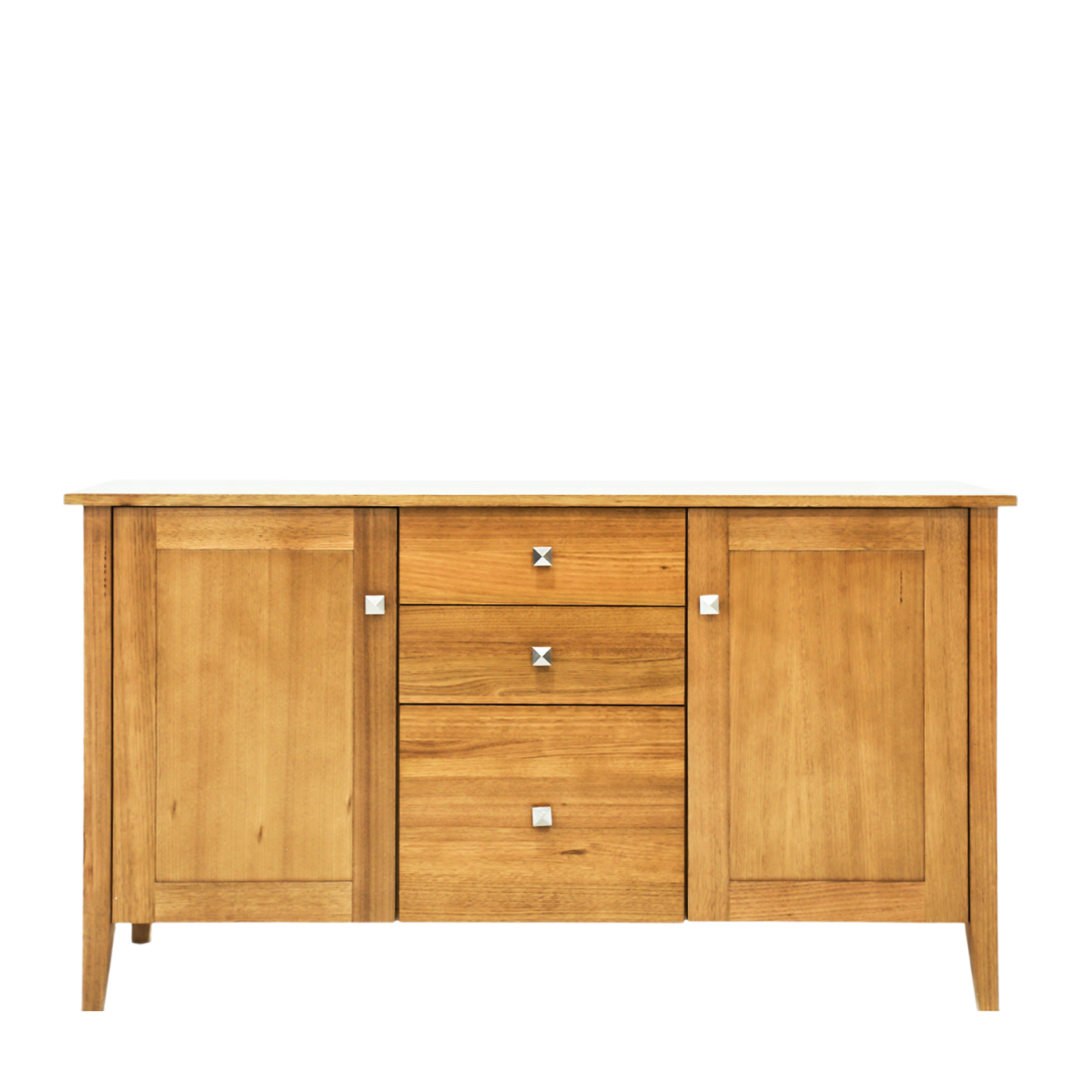 Buffet table furniture - Stella 2 Door 2 Drawer Buffet Table Double Star Furniture