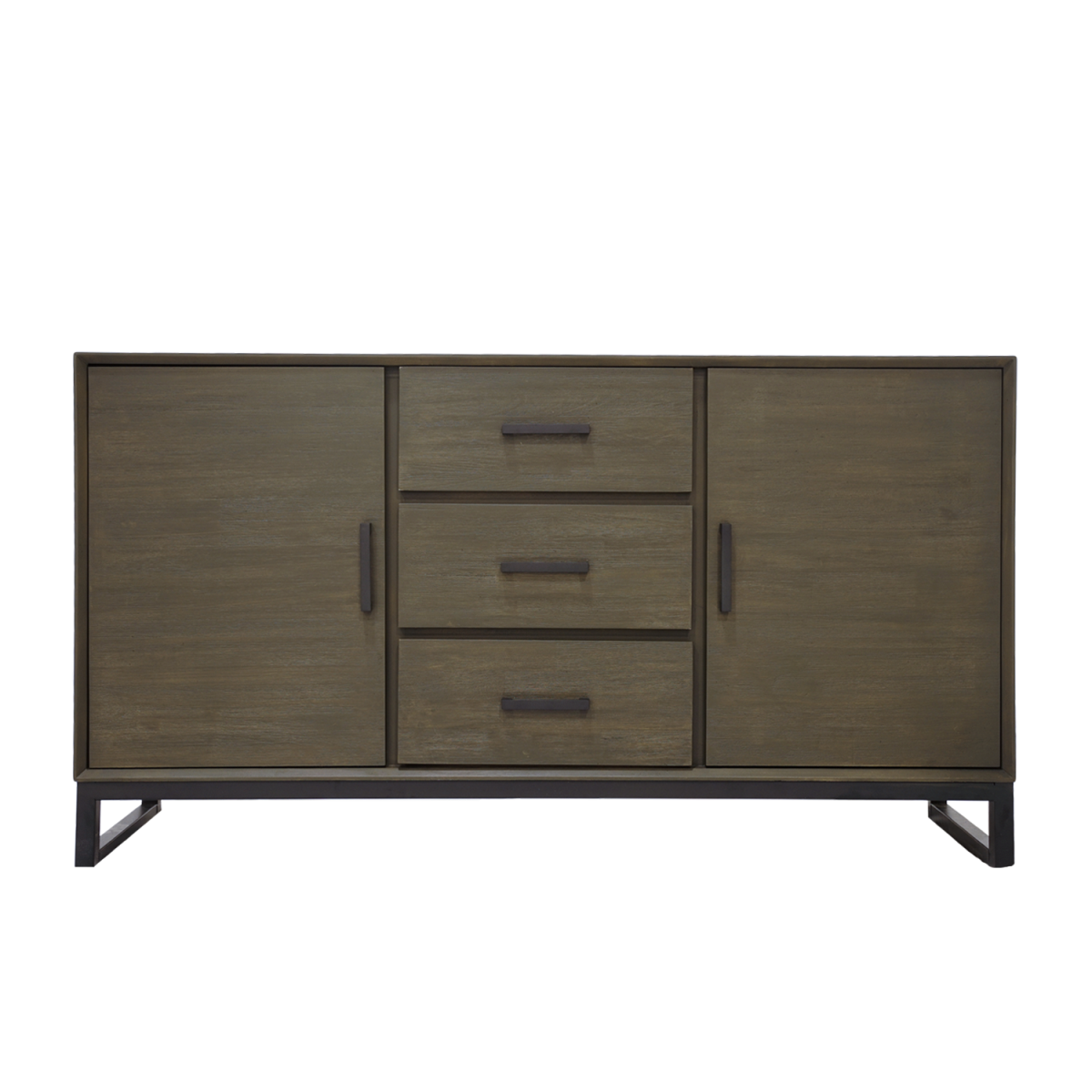 Double star furniture parris side board jade double for Furniture board