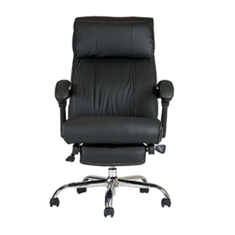 Lohas-L Chair PU Black