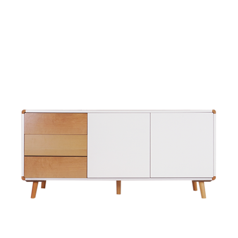 Nordic Buffet Cabinet - Double Star Furniture