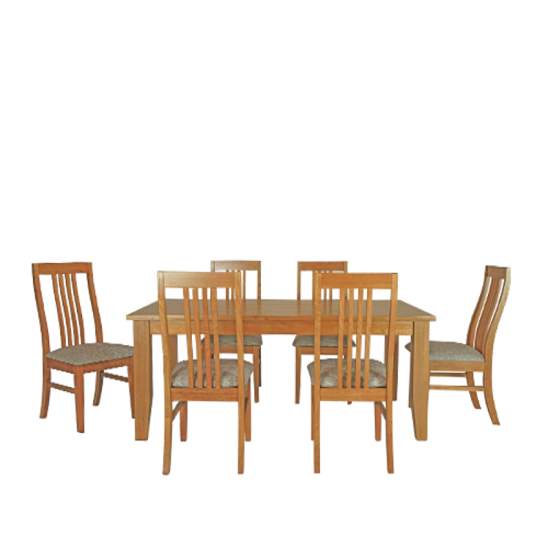 Stella Dining Set 7 Piece - Double Star Furniture
