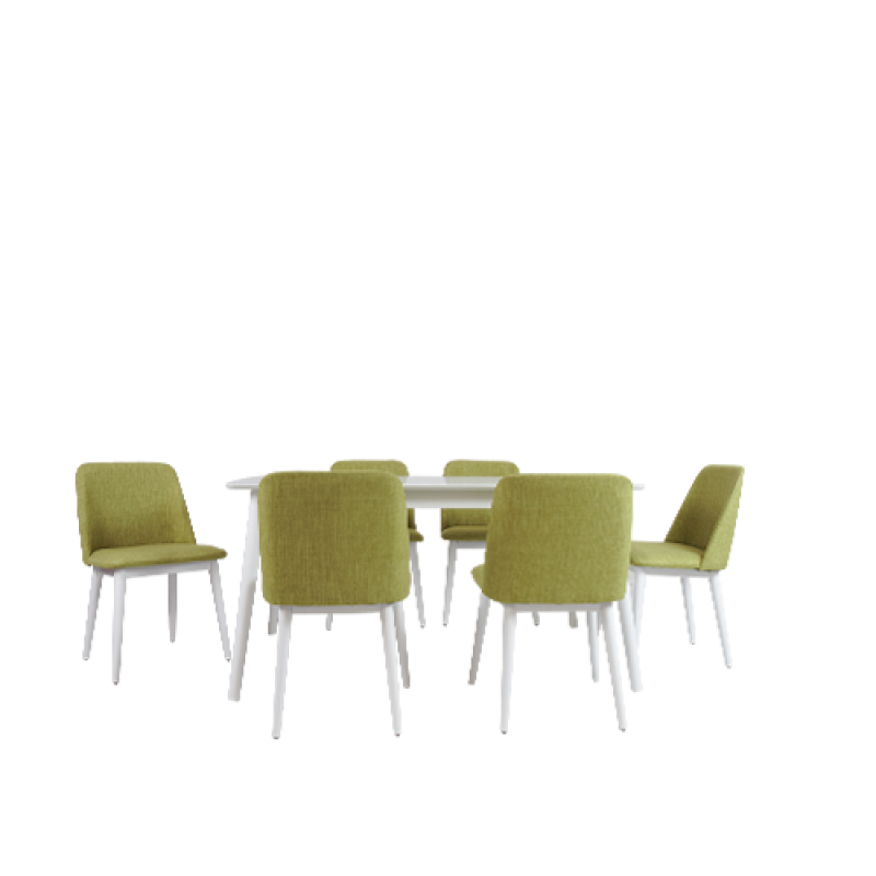 Vogue 7pc Dining Set - Double Star Furniture